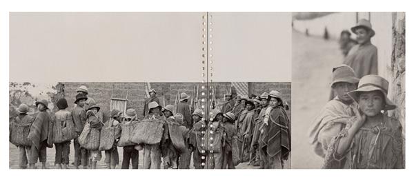 Detalle del libro Perú, de Robert Frank