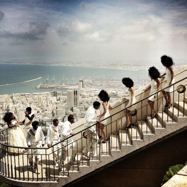 Boda eritrea, Foto con iPhone de M. FEZEHAI